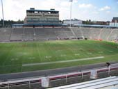 Seat View for Maryland Stadium Section 205