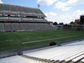 Seat View for Maryland Stadium Section 22