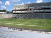Seat View for Maryland Stadium Section 26