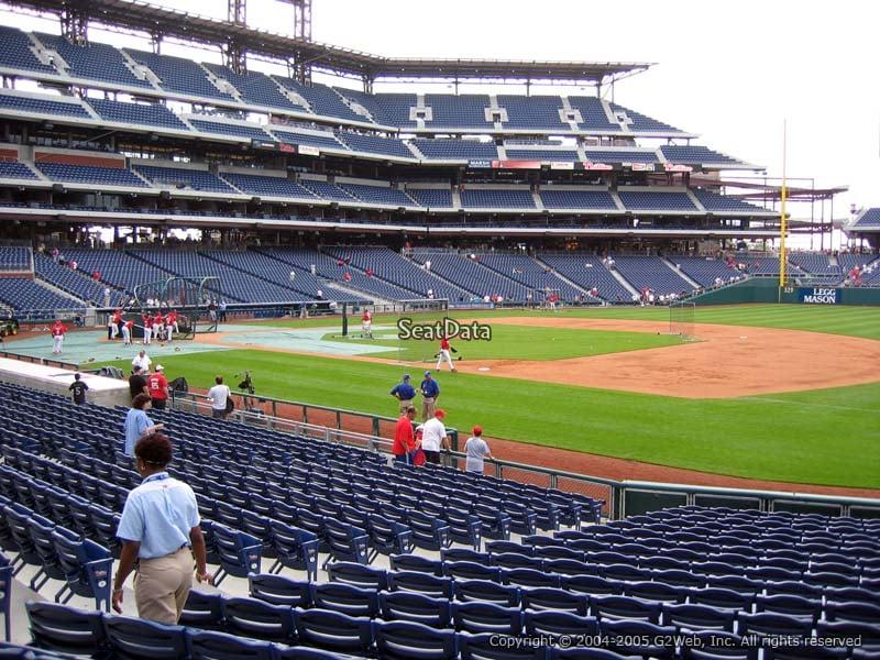 Citizens Bank Park Section 113 Philadelphia Phillies