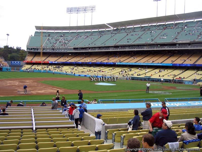Los Angeles Dodgers Baseball Stadium Los Angeles Dodgers And