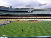 Seat View for Dodger Stadium Section 304