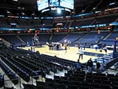 Basketball 116 seat view