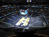 Seat View for FedEx Forum Section 202