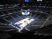 Seat View for FedEx Forum Section 204