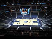 Seat View for FedEx Forum Section 225