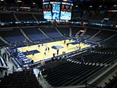 Seat View for FedEx Forum Section P1