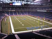 Seat View for Ford Field Section 216
