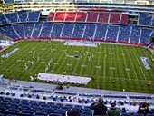 New England Patriots Seat View for Gillette Stadium Section 330