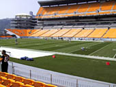 Seat View for Heinz Field Section 113