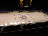 Buffalo Sabres Seat View for KeyBank Center Section 321