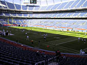 Seat View for Sports Authority Field Section 100