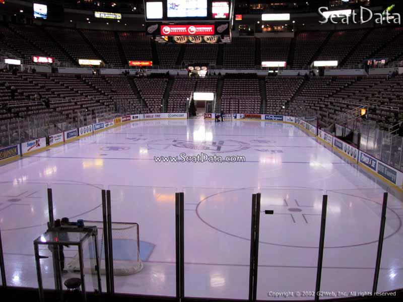 Joe Louis Arena Section 128 Rateyourseats Com