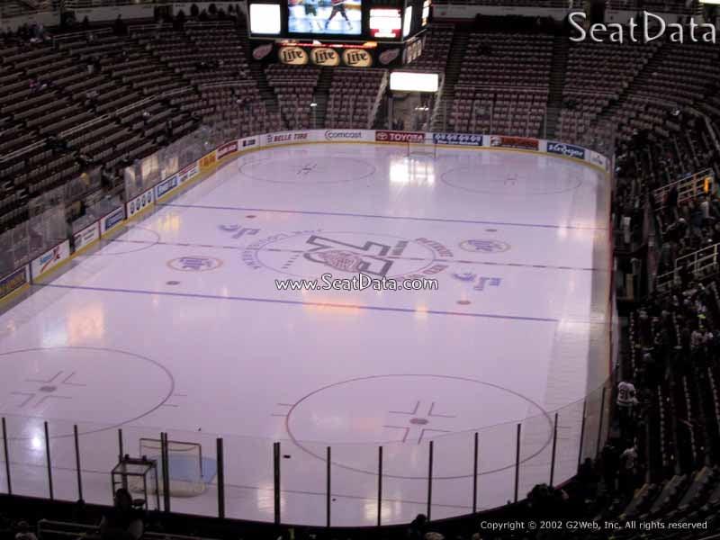 Joe Louis Arena Section 227b Rateyourseats Com
