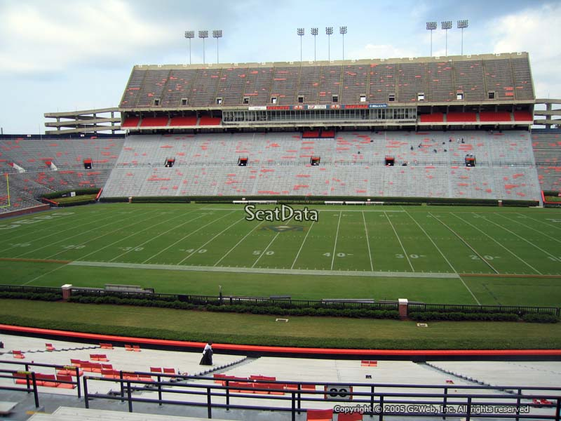 Jordan Hare Stadium Section 30