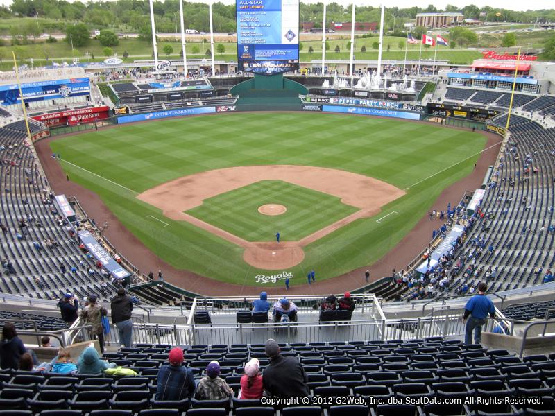 Kansas City Royals Seating Best Seat 2018
