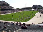 Seat View for Kyle Field Section 115
