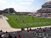 Seat View for Kyle Field Section 119