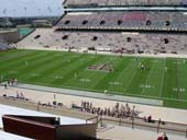 Seat View for Kyle Field Section 232