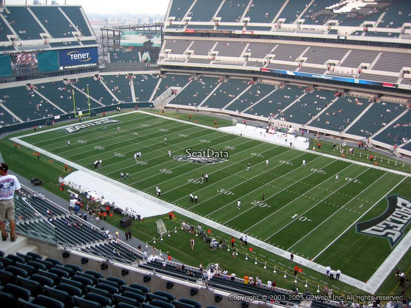 As The Lowered Numbered Seats Are Always On Right Side Of Section You Face Field Higher Will Be Closer To 205 And