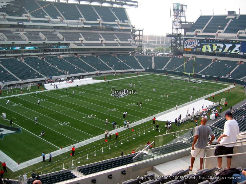 Best Seats At Lincoln Financial Field For Eagles Temple