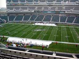 Section C23 seat view