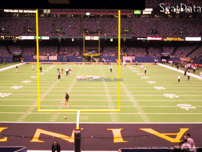 Mercedes Benz Dallas >> How are seats and rows arranged in Section 128 at the ...