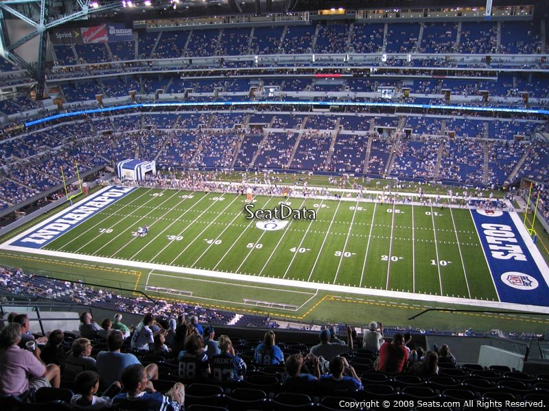 301 moved permanently for Terrace end zone lucas oil stadium