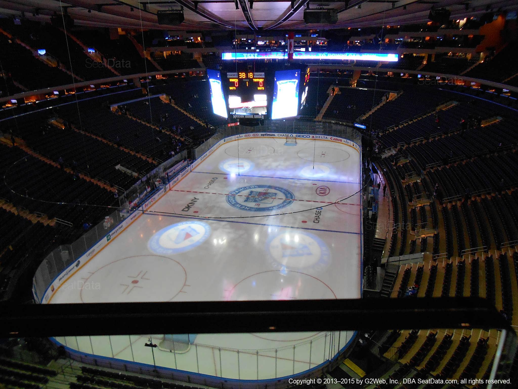 Remarkable Madison Square Garden Section 321 New York Rangers Spiritservingveterans Wood Chair Design Ideas Spiritservingveteransorg