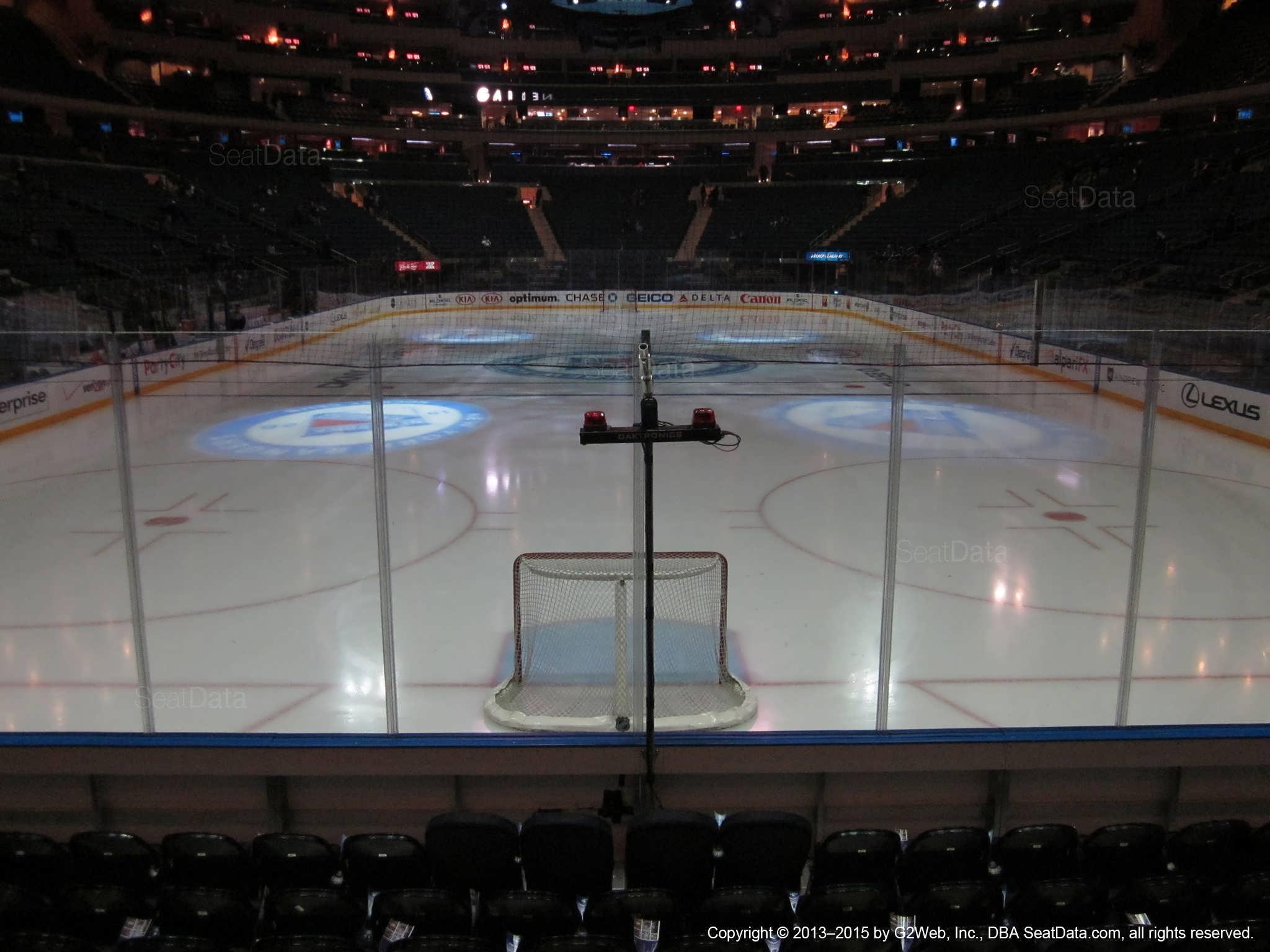 Madison Square Garden: Madison Square Garden Section 8