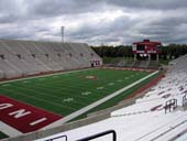Seat View for Memorial Stadium - IN Section 12