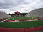 Seat View for Memorial Stadium - IN Section 15