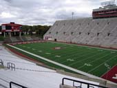 Seat View for Memorial Stadium - IN Section 22