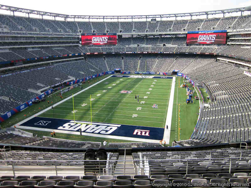 Metlife Stadium Section 224b Giants Jets Rateyourseats Com