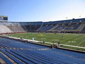 Seat View for Michigan Stadium Section 19