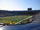 Seat View for Michigan Stadium Section 30