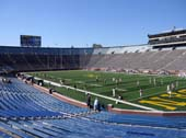 Seat View for Michigan Stadium Section 39