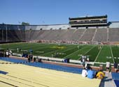 Seat View for Michigan Stadium Section 43