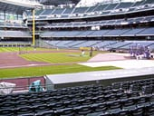 Seat View for Miller Park Section 123