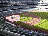 Seat View for Miller Park Section 411