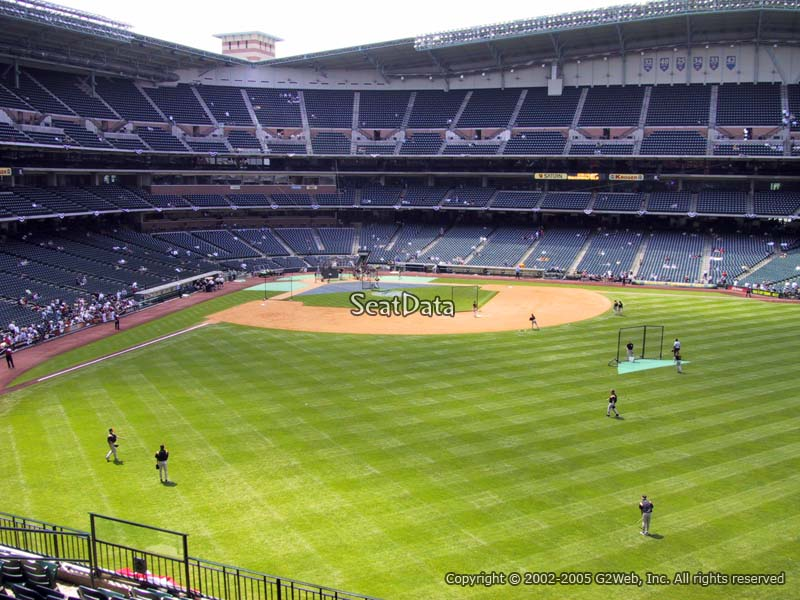 Minute Maid Park Section 254 Houston Astros