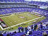Seat View for M&T Bank Stadium Section 532