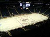 Columbus Blue Jackets Seat View for Nationwide Arena Section 219