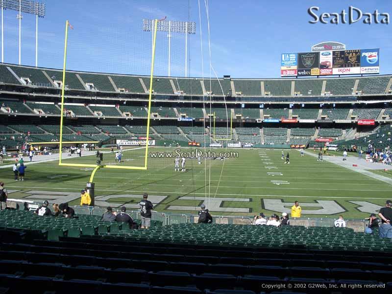 Black Hole Oakland Coliseum Seats - Pics about space