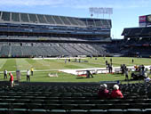 Football 120 seat view