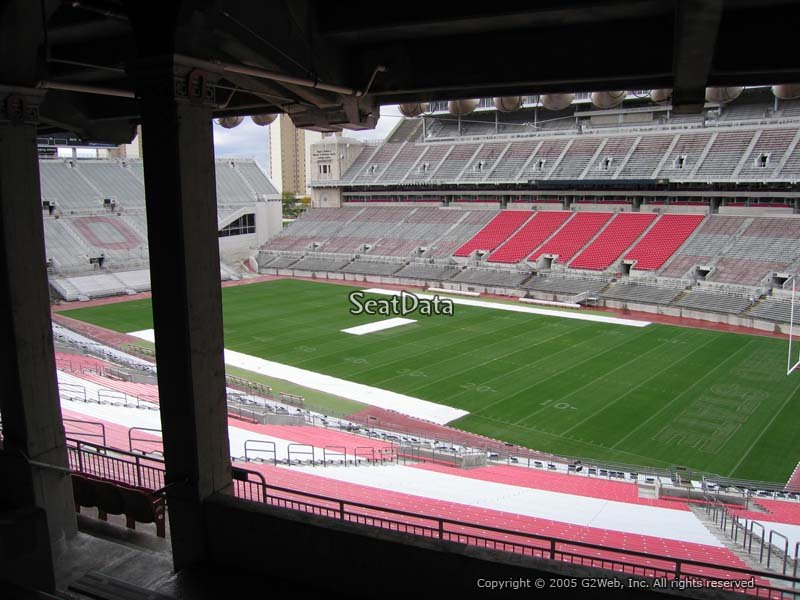 Ohio Stadium Section 12b Rateyourseats Com