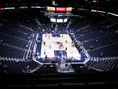Seat View for Oracle Arena Section 209
