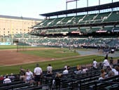 Seat View for Oriole Park Section 58