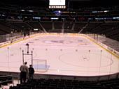 Hockey 136 seat view
