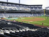Seat View for PNC Park Section 105